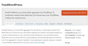 feedwordpress