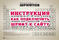 kak-ustanovit-shrift-na-svoj-sajt